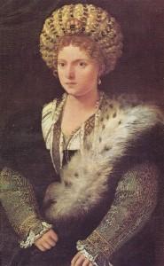 16.yüzyılda estetik
