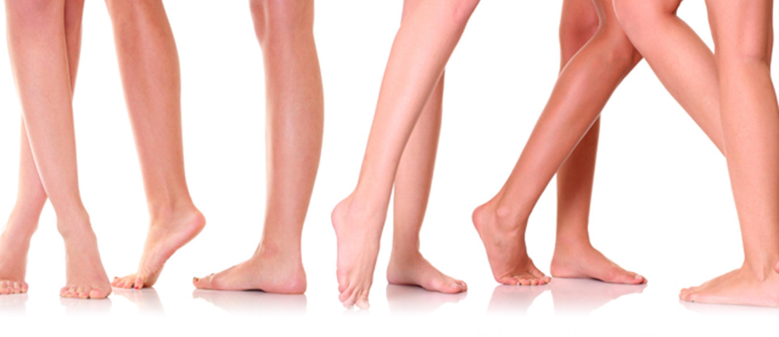İnce Bacaklar Nasıl Kalınlaştırılır
